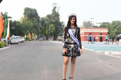 A day full of nostalgia and fun for Shefali Sood