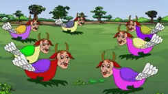 Popular Kids Bengali Nursery Rhyme 'Hatima Tim Tim' - Kids Nursery Rhymes In Bengali
