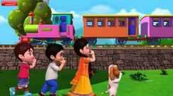 Popular Kids Bengali Nursery Rhyme 'Train Song' - Chilrens Nursery Songs In Bengali