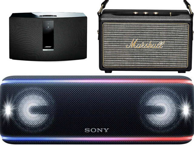 Last day of Amazon Great Indian Festival sale: 5 speakers from Sony, Bose and others you can buy at discount of up to Rs 18,009