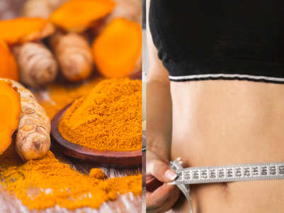 How Curcumin can help you in weight loss