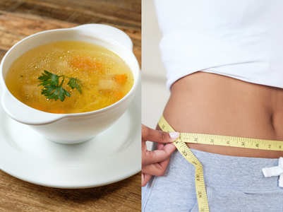 3 vegetable soups for quick weight loss