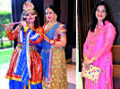Ladies turned Gopi-Krishna for this do in Kanpur