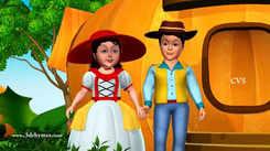 Kids Songs | Nursery Rhymes & Baby Songs 'Peter Peter Pumpkin Eater' - Kids Nursery Rhymes In English