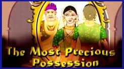 Kids Stories | Nursery Rhymes & Baby Songs - 'Akbar And Birbal - The Most Precious Possenssion'- Kids Nursery Story In Tamil