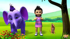 Best Kids Bengali Nursery Song 'Tai Tai Tai' - Kids Nursery Song In Bengali