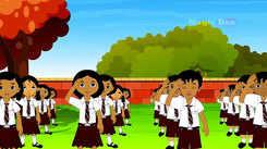 Popular Children Tamil Nursery Rhyme 'Kodi Vannakkam' - Kids Nursery Rhymes In Tamil