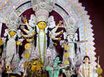 Mesmerising pictures from Durga Puja celebrations across India