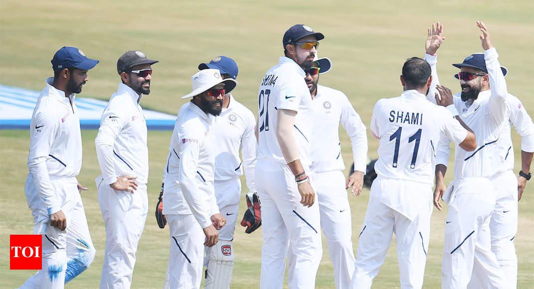 India Vs South Africa 1st Test Mohammed Shami Ravindra
