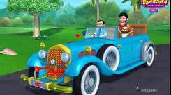 Best Kids Tamil Nursery Rhyme 'Chinna Chinna Motor' - Kids Nursery Rhymes In Tamil