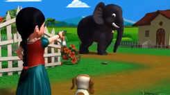 Kids Rhymes | Nursery Stories & Baby Songs   - 'Aana Varunnu Aana' - Kids Nursery Rhyme In Malayalam