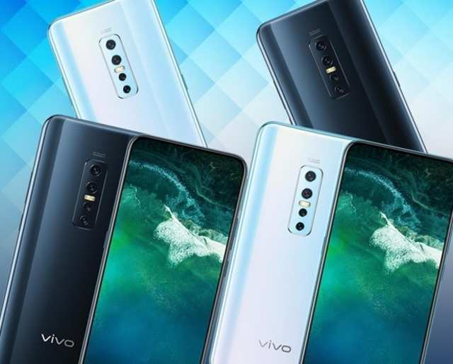 vivo V17Pro's futuristic camera set-up is all set to disrupt the market!