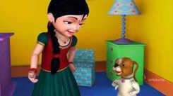 Children Malayalam Nursery Song 'Achamma Chinnu' - Kids Nursery Songs In Malayalam