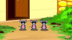 Kids Popular Songs | Nursery Rhymes & Baby Songs 'Three Blind Mice' - Children Nursery Rhymes In Bengali
