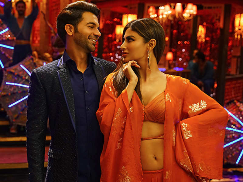 Rajkummar Rao-Mouni Roy in Made in China