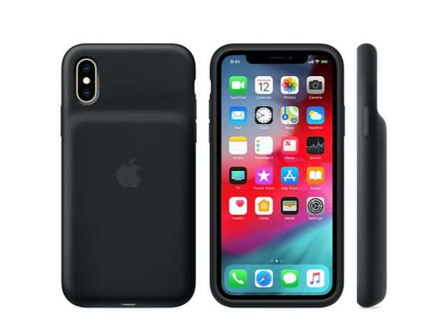 Apple's Smart Battery Cases for iPhone XS/Max and XR are now selling at $102 on Amazon