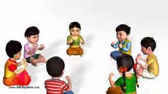 Kids Learning | Kids Stories | Nursery Rhymes & Baby Songs - 'Name Of Fruits' - Kids Nursery Learing Video In English