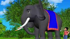 Kids Songs | Nursery Rhymes & Baby Songs 'Elly the Elephant' - Kids Nursery Rhymes In English