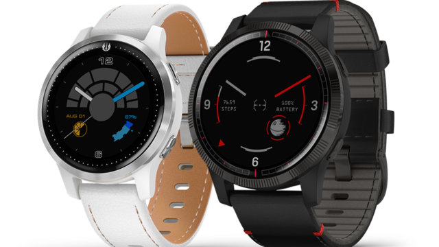 Garmin launches Star Wars-themed smartwatch, Legacy Saga Series, at $399