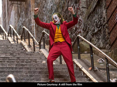 When 'Joker' was mired in controversies