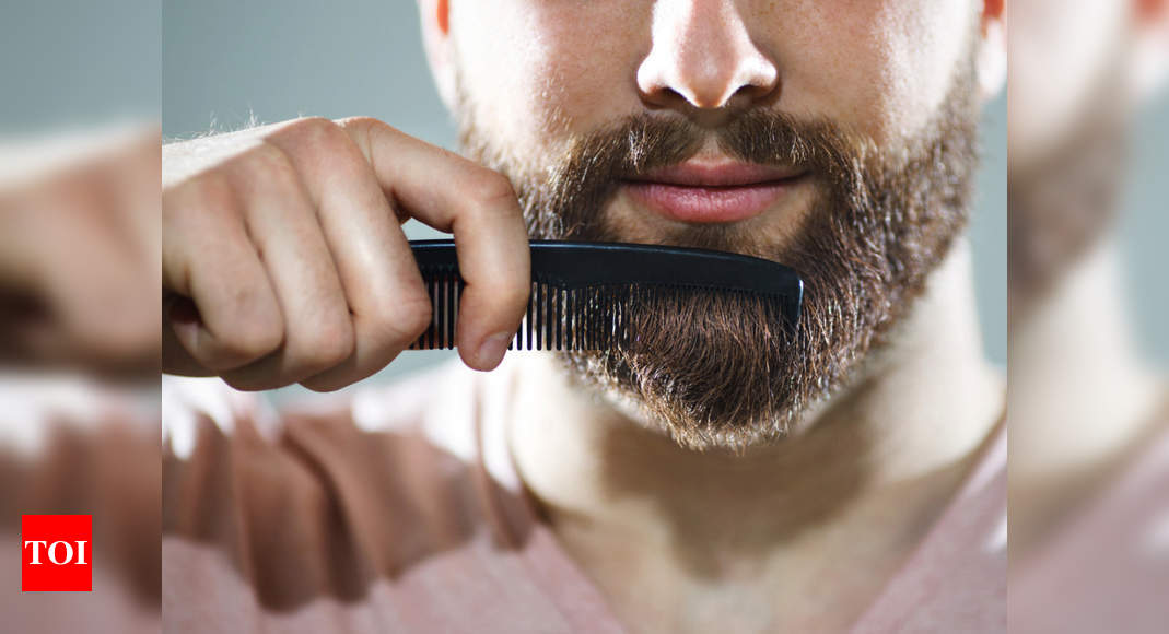 Beard Care Make Your Own Beard Oil At Home Times Of India