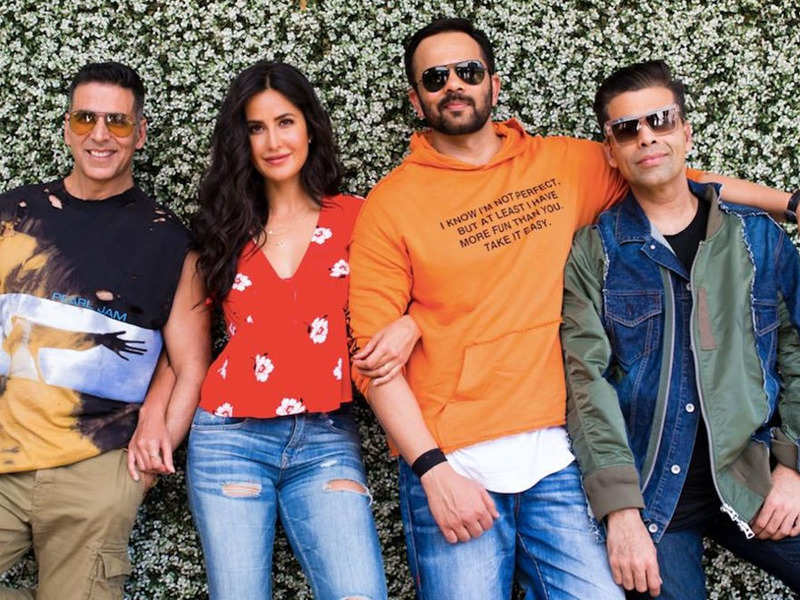 Sooryavanshi': Katrina Kaif introduces her co-star Akshay Kumar's ...