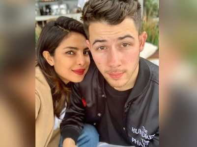 Priyanka on a Bollywood film with Nick Jonas
