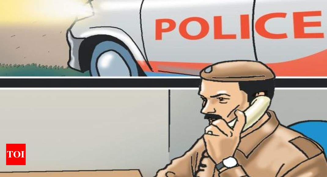 Guj: 'Chopped body' call sends cops into tizzy
