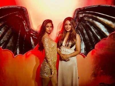 Suhana looks like a spitting image of Gauri