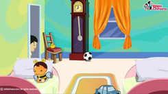 Children Best Bengali Nursery Rhyme 'Wee Willie Winkie' - Kids Nursery Rhymes In Bengali