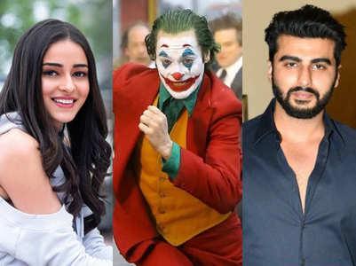 Ananya-Arjun hail Phoenix's 'Joker'