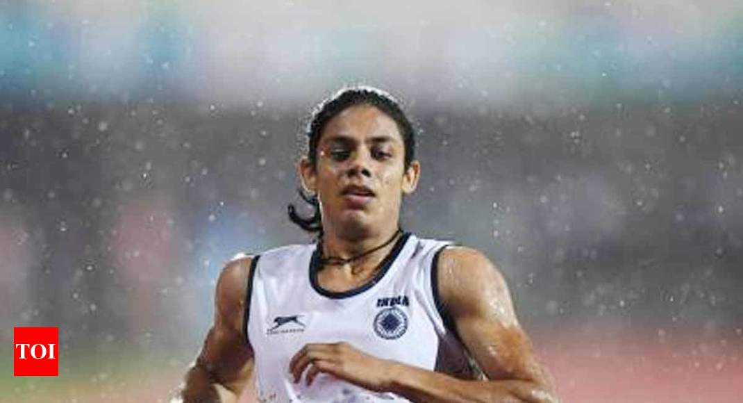 Indian sprinter Nirmala banned for 4 years, stripped of Asian titles