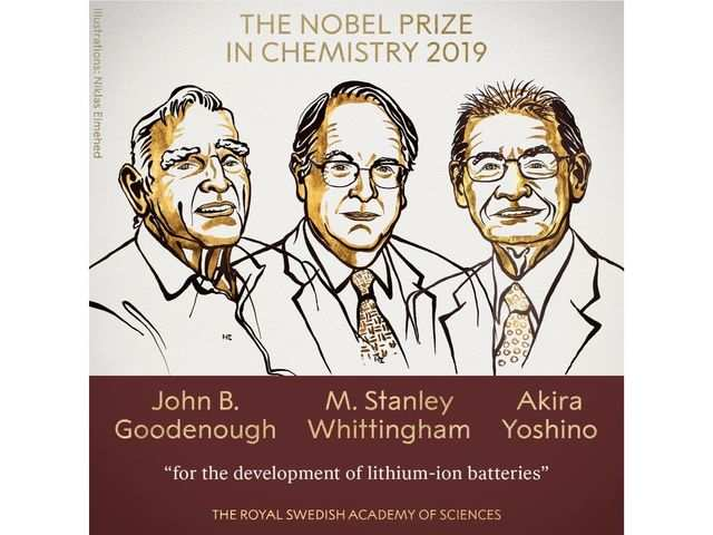 Scientists who developed the most 'critical' part of smartphones awarded Nobel Prize
