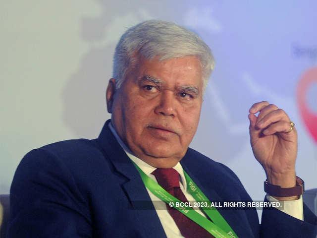 (Trai Chairman R.S. Sharma)