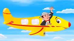 Popular Kids Malayalam Nursery Rhyme 'Melott Nokkedi Chakki Aeroplane' - Kids Nursery Rhymes In Malayalam