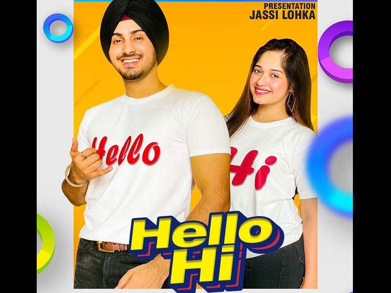 Hello Hi Rohanpreet Singh Ft Jannat Zubair S Song To Release On October 11 Punjabi Movie News Times Of India