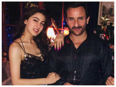 Saif on Sara's Bollywood run so far