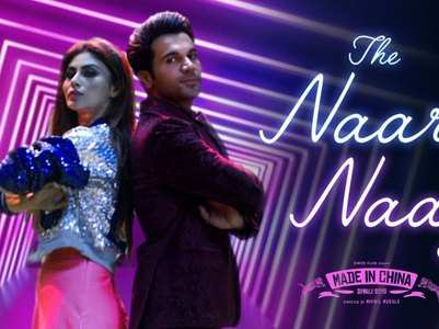 'Made in China' song 'Naari Naari' is out