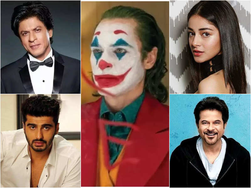 Image Result For Joker Film Review Times Of India