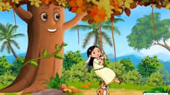 Best Kids Malayalam Nursery Song 'Ee Lokathin' - Kids Nursery Songs In Malayalam