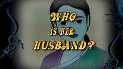 Kids Stories | Nursery Rhymes & Baby Songs - 'Vikram Betal | Who is Her Husband'- Kids Nursery Story In Tamil