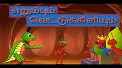 Kids Stories | Nursery Rhymes & Baby Songs - 'Ant And The Grasshopper'- Kids Nursery Story In Tamil