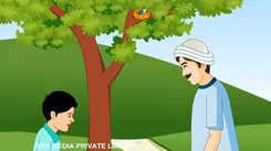 Kids Stories | Nursery Rhymes & Baby Songs - 'Proudy Bird - Haughty Bird' - Kids Nursery Story In Malayalam