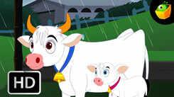 Popular Kids Tamil Nursery Rhyme 'Mazhai' - Kids Nursery Rhymes In Tamil