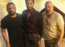 Sanjay Dutt drops in at Vishnu Manchu and Sunil Shetty's shoot