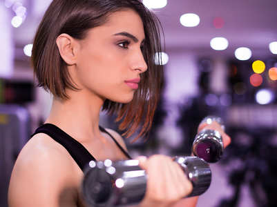 Why it's dangerous to wear make-up to the GYM