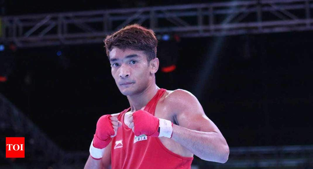 Shiva, Sachin reach finals at National Boxing Championships