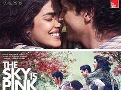 Movie Review: The Sky Is Pink - 3.5/5