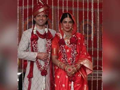 'TSIP': Priyanka turns into an Indian bride