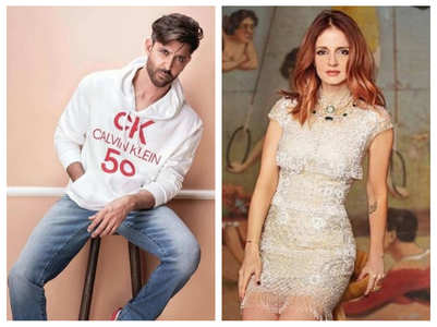 Sussanne can't get over Hrithik's hot looks